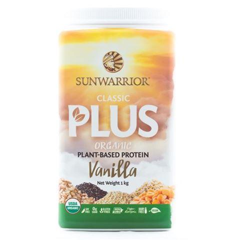 Sunwarrior Πρωτεΐνη Sunwarrior Classic PLUS Βανίλια 750γρ