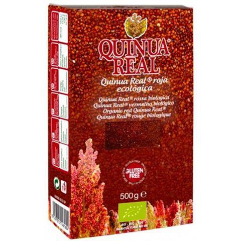 Quinua Real Κόκκινη Βασιλική Κινόα 500γρ Fair Trade