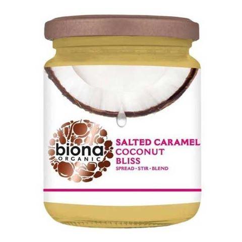Biona Επάλειμμα Καρύδας - Αλατισμένη Καραμέλα 250γρ