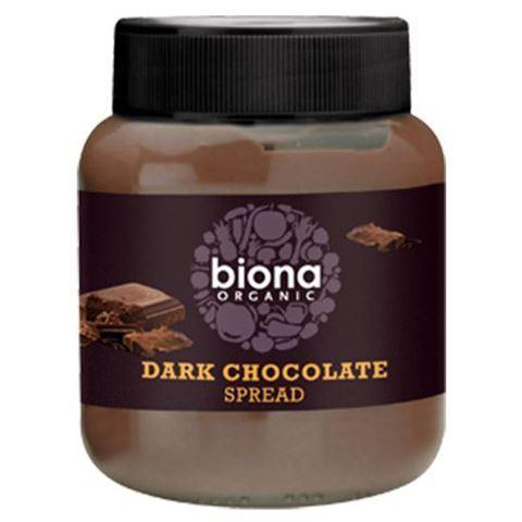 Biona Επάλειμμα Μαύρης Σοκολάτας 350γρ