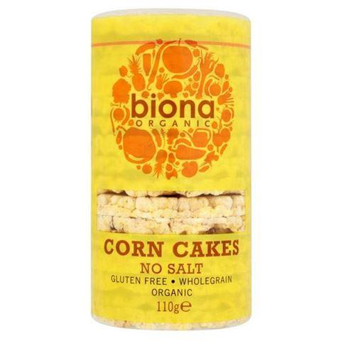 Biona Καλαμπογκοφρέτες χωρίς αλάτι 100γρ