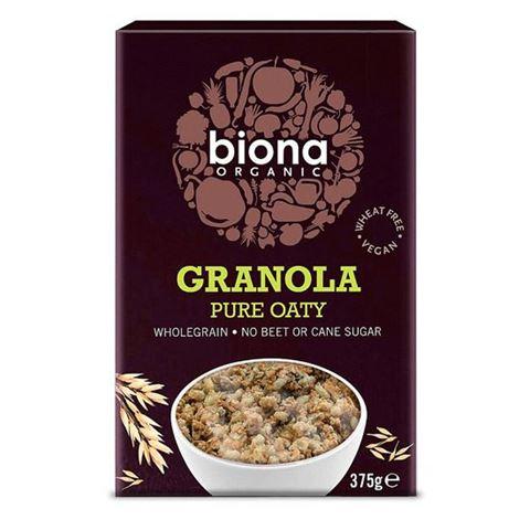 Biona Granola βρώμης χωρίς ζάχαρη 375γρ