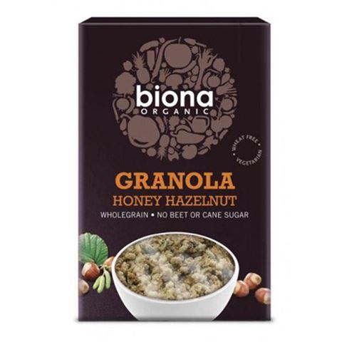 Biona Granola με Μέλι & Φουντούκια 375γρ