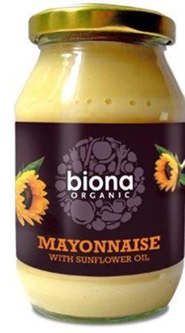 Biona Μαγιονέζα με Αυγά ελευθέρας βοσκής 230ml