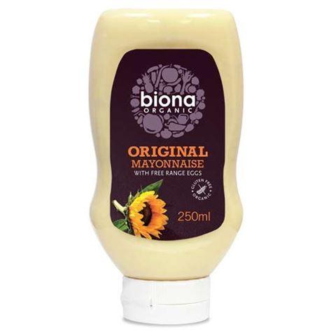 Biona Μαγιονέζα Original Squeeze 250ml