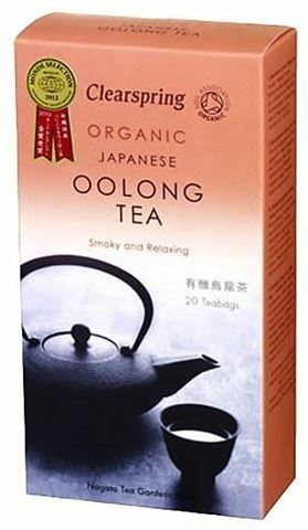 Clearspring Τσάι Oolong 40γρ