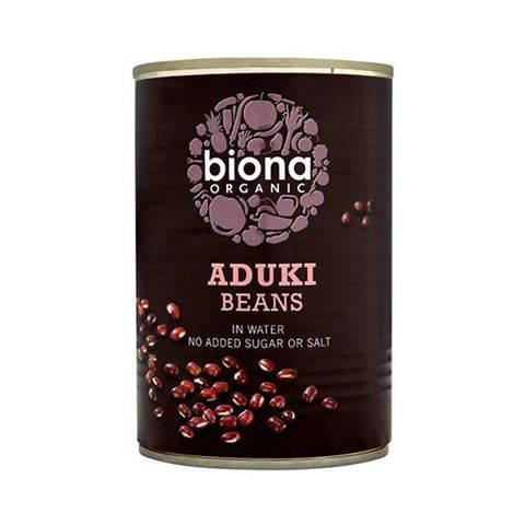 Biona Έτοιμα Φασόλια Αντζούκι 400γρ