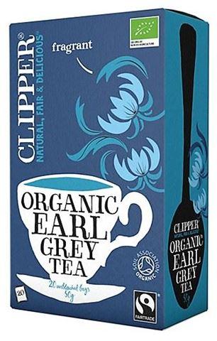 Clipper Τσάι Earl Grey 20x2,5γρ