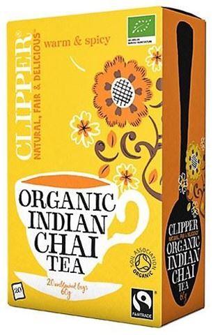 Clipper Ινδικό τσάι 20x2γρ