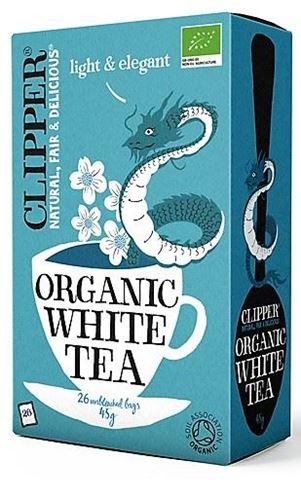 Clipper Λευκό Τσάι 26x2γρ