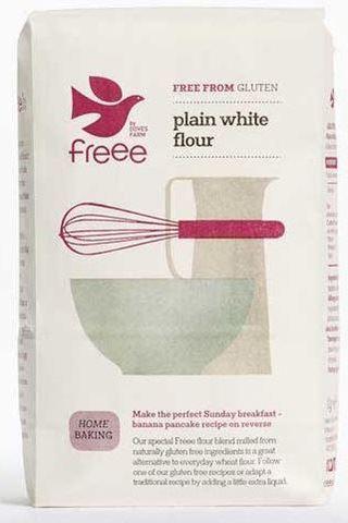 Doves Farm Μείγμα Aλεύρων για Λευκό Ψωμί χωρίς γλουτένη 1kg