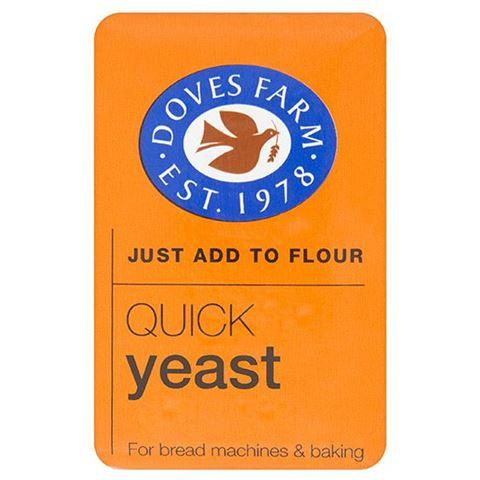 Doves Farm Μαγιά για Ψωμί χωρίς γλουτένη 125γρ