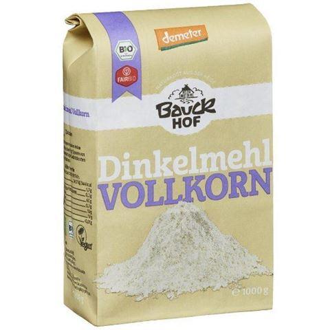 Bauck hof Αλεύρι Ντίνκελ Ολικής 1kg