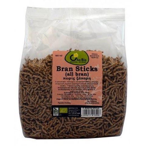 Όλα Βιο Bran Sticks ΒΙΟ 250γρ