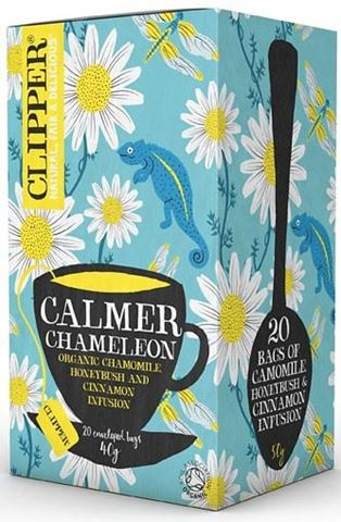Clipper Εκχύλισμα Calmer Chameleon 20x1,75γρ