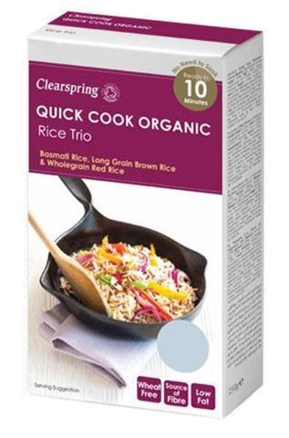 Green Bay Quick Cook Μείγμα 3 Ρυζιών 250γρ