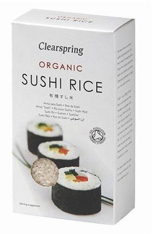 Clearspring Ρύζι για Σούσι 500γρ