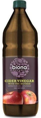 Biona Μηλόξυδο Αφιλτράριστο Cider 750ml