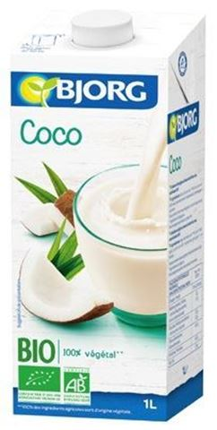 Bjorg Γάλα Καρύδας 1lt