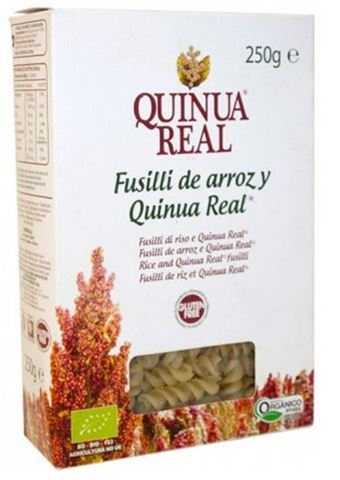 Quinua Real Βίδες Βασιλικής Κινόα 250γρ