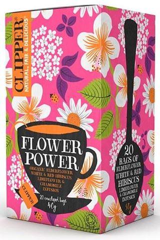 Clipper Εκχύλισμα Flower Power 20x1,75γρ