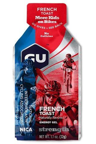 Ενεργειακό gel GU - French Toast, χωρίς καφεΐνη 32gr