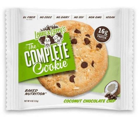 Lenny & Larry's The Complete Coconut Chocolate Chip Cookie 113gr