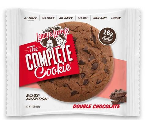 Lenny & Larry's The Complete Double Chocolate Cookie  113gr