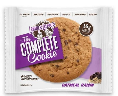 Lenny & Larry's The Oatmeal Raisin Complete Cookie 113gr