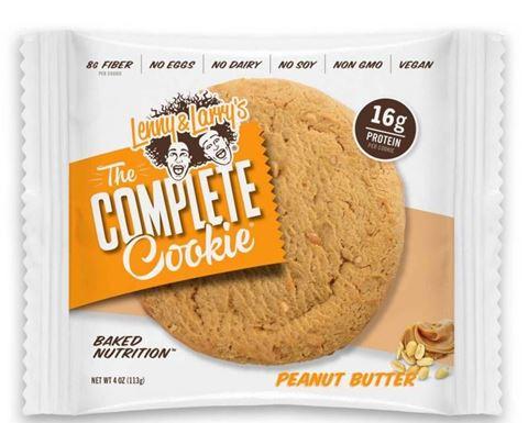 Lenny & Larry's Peanut Butter Complete Cookie 113gr