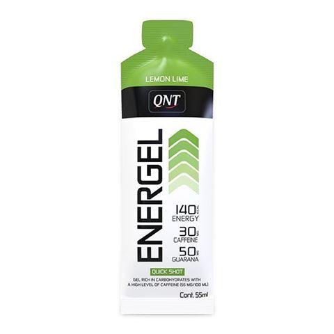 QNT Energel Lemon - Lime 30mg Caffeine, 55ml
