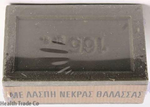 Health Trade Σαπούνι με λάσπη Νεκράς θάλασσας 125gr