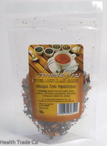 Health Trade Μαύρο Τσάι Ηφαίστειο 50γρ