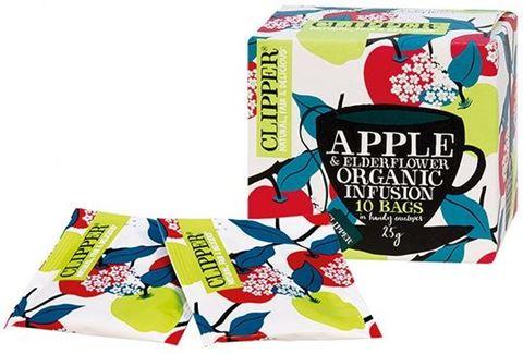 Clipper Μείγμα Εκχυλισμάτων με Μήλο & Σαμπούκο 10 φ
