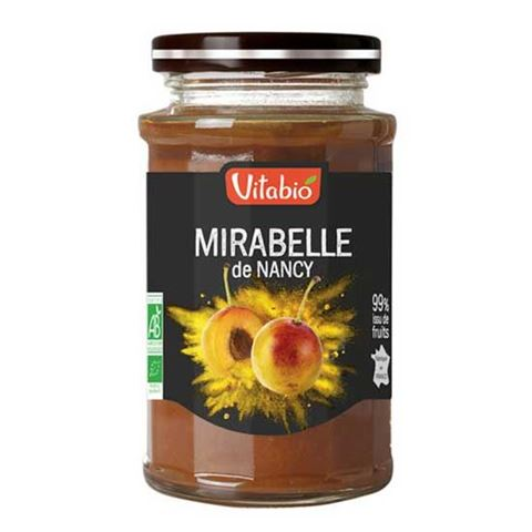 Vitabio Επάλειμμα δαμάσκηνου Mirabelle 290γρ