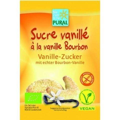 Pural Ζάχαρη Βανίλιας 5x8γρ