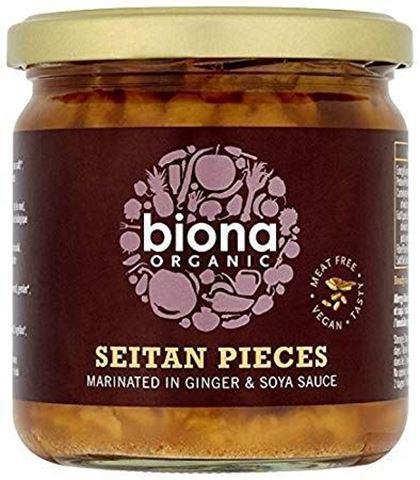 Biona Σεϊτάν σε Tζίντζερ και Σάλτσα Σόγιας 350γρ