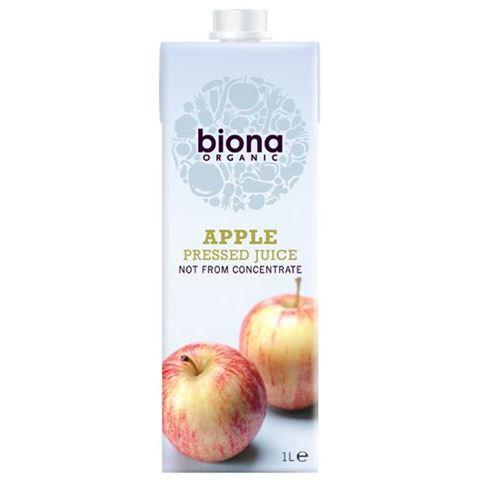 Biona Χυμός Μήλο Tetrapak 1000ml