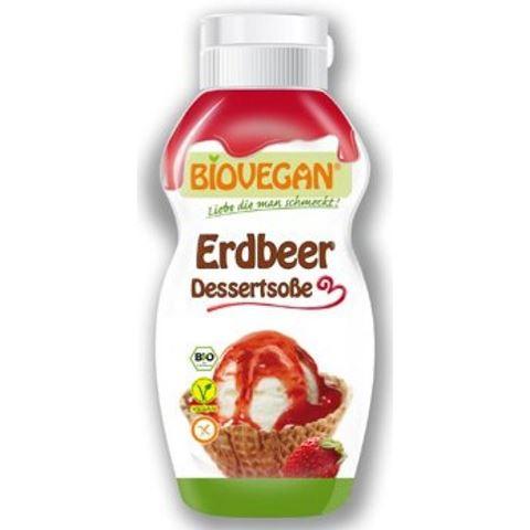 Biovegan Βιολογικό Σιρόπι Φράουλας 250gr