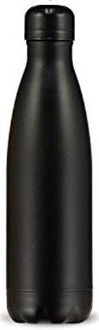 Chillys All Black Παγούρι από Ανοξείδωτο Ατσάλι 500ml
