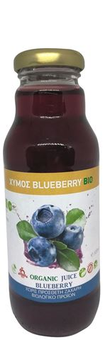 Health Trade Συμπυκνωμένος Χυμός Wild Blueberry - Άγριο Βατόμουρο (Οσμωτικός) 720ml