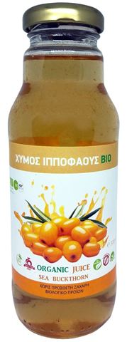Health Trade Συμπυκνωμένος Χυμός Ιπποφαούς Με Ολόκληρα Φρούτα Χ/Ζ 720ml