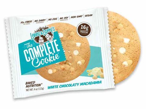 Lenny & Larry's White Chocolaty - Macadamia 113gr