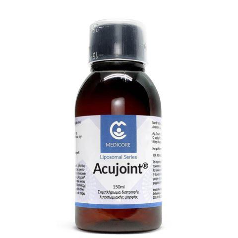 MediCore Acujoint® Λιποσωμιακή Φόρμουλα για Αρθρώσεις 150ml BlueBerry flavor