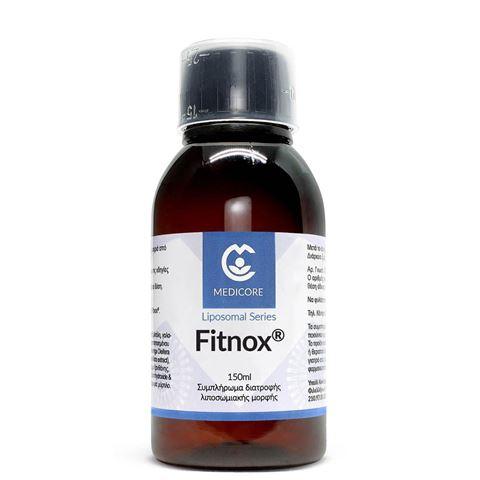 MediCore Λιποσωμιακή φόρμουλα για Αθλητές Fitnox® 150ml Γεύση Βατόμουρο