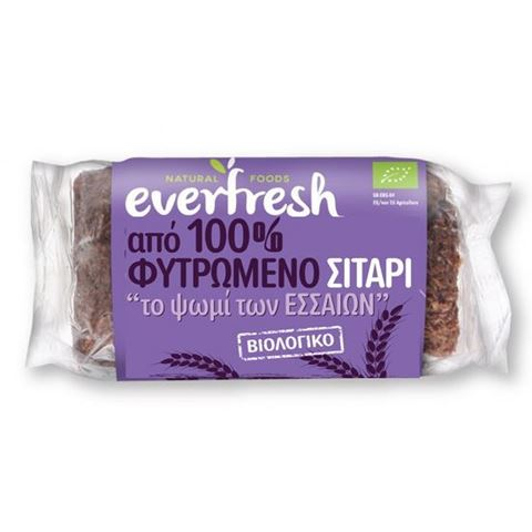 Everfresh Ψωμί Εσσαίων από Φύτρο Σταριού ΒΙΟ 400gr