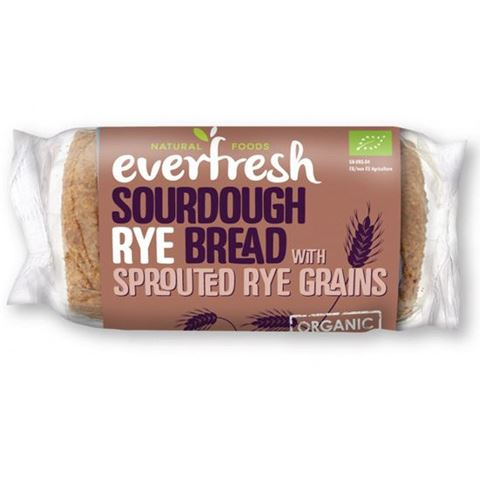Everfresh Ψωμί Σικάλεως με Προζύμι ΒΙΟ 400gr