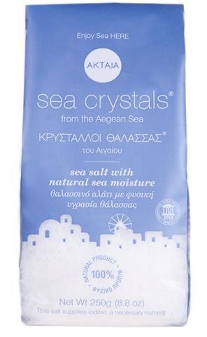 Ακταία Κρύσταλλοι Θάλασσας - Νωπό 250g