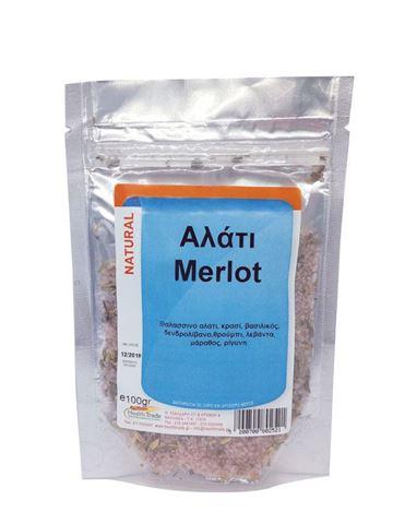 Health Trade Αλάτι Merlot 100γρ