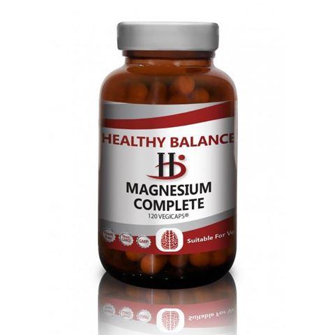 Healthy Balance Magnesium Complete 120 Φυτικές Κάψουλες
